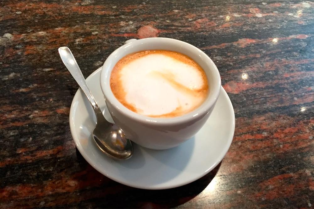 Espresso Makiato