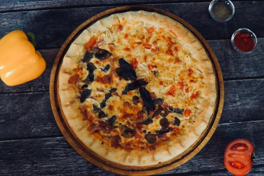 Пицца фирменная «Alberto»