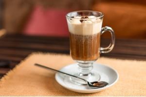Irish кофе