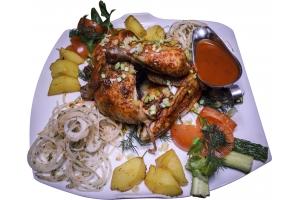 Фирменное блюдо «Курица гриль»