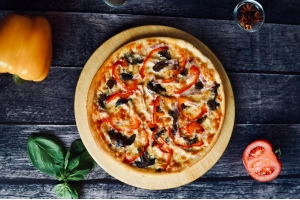 Пицца «Тексана» (острая)